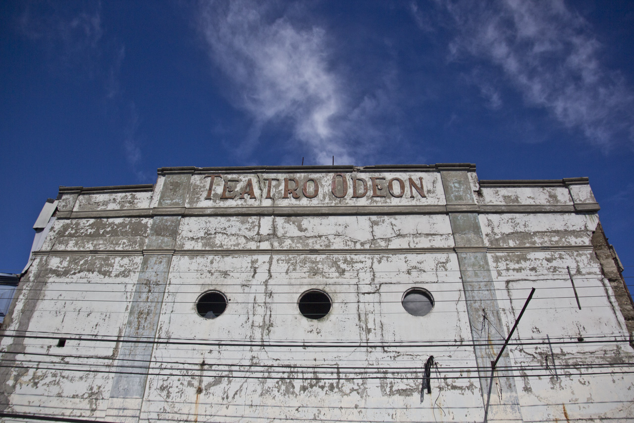 ¡Recuperemos el Teatro Odeón!