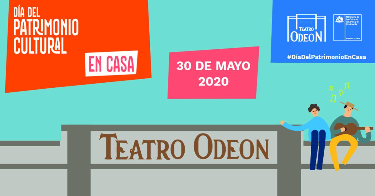 Día del Patrimonio online 2020